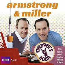 Armstrong and Miller: Children's Hour (BBC Audio), Armstrong, Alexander, New Con