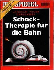 SPIEGEL 13/2000 Die Deutsche Bahn AG und der geplante Börsengang