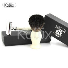 Vintage Style Shaving Gift set For Men Brand New with Branded box for Gift