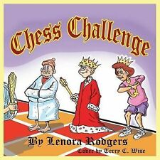 Chess Challenge by Lenora Rodgers (2014, Paperback)