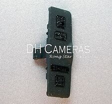 Nikon D3100 Left Cover USB HDMI GPS A/V Out cover rubber Repair Part USA