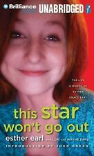 This Star Won't Go Out by Wayne Earl, Lori Earl and Esther Earl (2015, CD,...