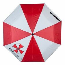 RESIDENT EVIL Umbrella Corporation Logo Compact Folding Umbrella