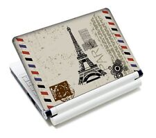 """Paris Laptop Sticker Skin Decal For 11.6""""-15.6"""" Sony Toshiba HP Dell Acer Apple"""