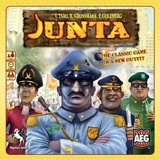 AEG: Junta board game (New)