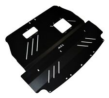 Aluminum Engine Splash Shield Under Tray Skid Plate for Subaru WRX & STi 04-07