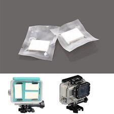 12*Durable Superior-Kamera Anti-Fog Trocken Einsätze für die GoPro HD 4 3 2 1