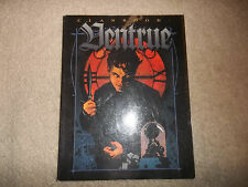 Vampire the Masquerade Clanbook Ventrue revised