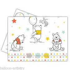 120cm x 180cm Adorabile Disney Baby Shower MACCHIE Festa Di Copertura Tavolo Di Plastica