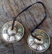 HANDGEMACHT SPIRITUELL TIBETANISCHES TINGSHA TIMSHA GLOCKEN MEDITIATION