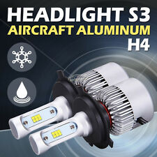 H4 9003 HB2 252W 25200LM Philips LED Headlight Kit Hi/Low Beam Bulb Super B