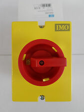 Solar PV 3 Pole AC Isolator Switch by IMO 20A 400V NEW!