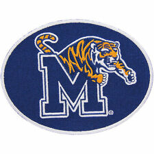 NEW! Memphis Tigers Peel & Stick Repositionable Embroidered Patch
