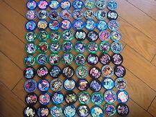 Yo-kai Yokai Watch Medal Various Toy Coin Lot 80 Bandai Japan Anime Manga (b-68