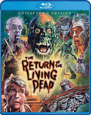 THE RETURN OF THE LIVING DEAD COLLECTOR'S EDITION BLU-RAY - SCREAM FACTORY
