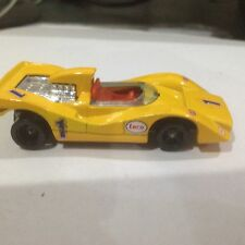 RARE YELLOW TOMY Tomica 1/59 Nissan Datsun R-382 No.22  -- MADE IN JAPAN