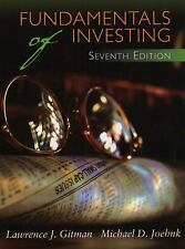 Fundamentals of Investing (Seventh Edition)