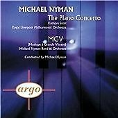 MICHAEL NYMAN [ CD 1994 ] THE PIANO CONCERTO / MGV  - EXCELLENT CONDITION