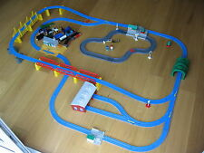 LARGE Trackmaster Train Track Set with Lots of Trains  ( Tomy Thomas Tomica  )
