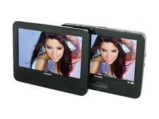 "PHILIPS PD9012/37 9"" Dual Widescreen Portable Car DVD Player"