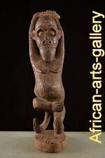 58061 Grand Figurine de singe de Bulu Cameroun / Cameroun Afrique