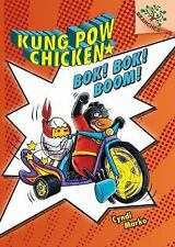 Kung Pow Chicken #2: Bok! Bok! Boom! (a Branches Book) - Library Edition 2 by...