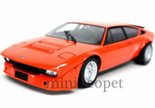 1/18 Kyosho Lamborghini Urraco Rally 1971 orange