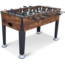 NEW Foosball Soccer Table Competition Sized  Arcade Game Room Hockey Fooseball