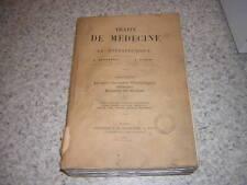 1902.traité médecine Brouardel.T10.névroses maladies nerfs périphériques muscles
