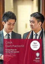 CIMA E3 Strategic Management: Objective Test Question Kit by BPP Learning...
