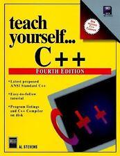 Teach Yourself C++ Stevens, Al Paperback