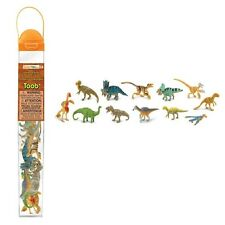 Dinosaurier (12 Minifiguren) Serie Themengebiet Safari Ltd 681904