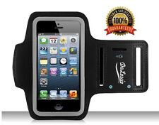 DeLouie iPhone Sports Running Workout Armband - Fits Apple iPhone 5 /5S /5C USA