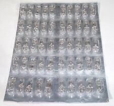 50 LARGE 10mm CLEAR FRUIT MACHINE BULBS