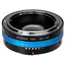 Fotodiox Objektivadapter Pro Mamiya ZE für Pentax K - Pro Lens Mount Adapter