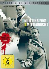 Von null Uhr eins bis Mitternacht * DVD Krimi Serie Detektiv Pidax Neu Ovp