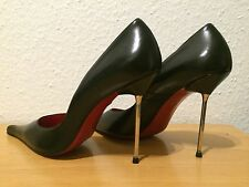 Luxus High Heel Stiletto Pumps Rote Sohle von Santa Cruz 11 cm NEU OVP