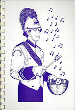 *ROCK HILL SC 2001 NORTHWESTERN HIGH SCHOOL COOK BOOK *MELODY OF RECIPES *BAND