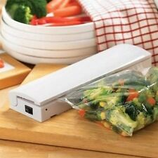 Home Portable Seal Vacuum Food Bag Sealer Packaging Machine Kitchen Tools D@