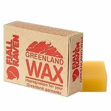 Fjallraven Greenland Wax 100g Block