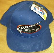 New York Knicks Vintage 90s Snapback hat NEW with Tags! Original Deadstock