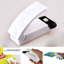 HOT Mini  Portable Sealing Tool Heat Mini Handheld Plastic Bag Impluse Sealer