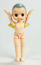 Obitsu 11cm Figure Natural Skin (Magnet Ver) + Makeup Head & Angel Wings (A02N)