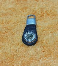 100th Harley Davidson Anniversary Zipper Pull  for jacket, vest & key chain.