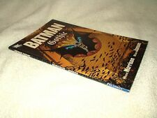 Book Softback Graphic Novel DC Batman Gothic