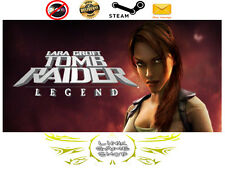 Tomb Raider: Legend PC Digital STEAM KEY - Region Free