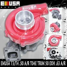 Red EMUSAT3/T4 Hybrid Turbo Charger
