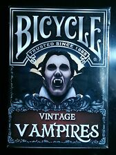 Bicycle VINTAGE VAMPIRES Standard Edition Playing Cards