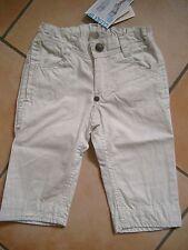 (X214) Leichte Imps & Elfs unisex Baby Jeans Hose mit Druckknopf Taschen gr.68