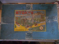 stokys boite complementaire 1a supplementary set 1950 -1960 -- meccano